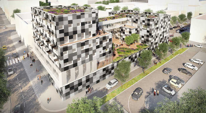 Crédits image : Moatti-Rivière architectes