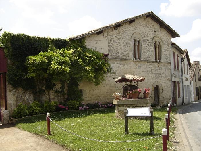 Journées du patrimoine 2018 - Visite de la grange monastique