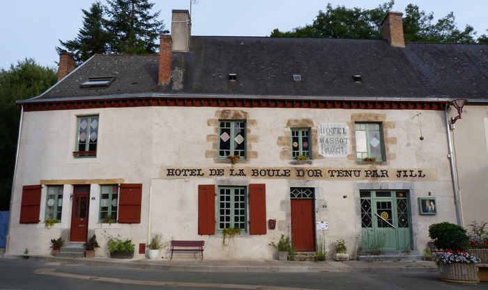 Journées du patrimoine 2018 - Viste de l'Hôtel de la Boule d'Or