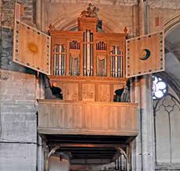 Journées du patrimoine 2018 - Visite de l'orgue de l'ancienne Collégiale de Saint-Julien-du-Sault