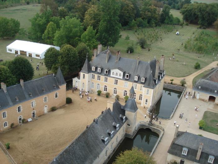 Journées du patrimoine 2018 - Viste du château et parc de Dobert