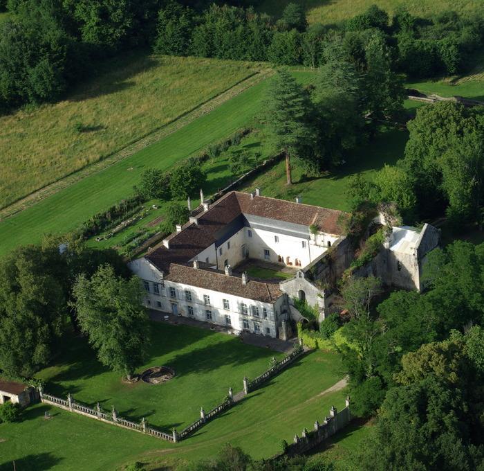 Journées du patrimoine 2018 - Visite libre de l'Abbaye de Fontaine Vive