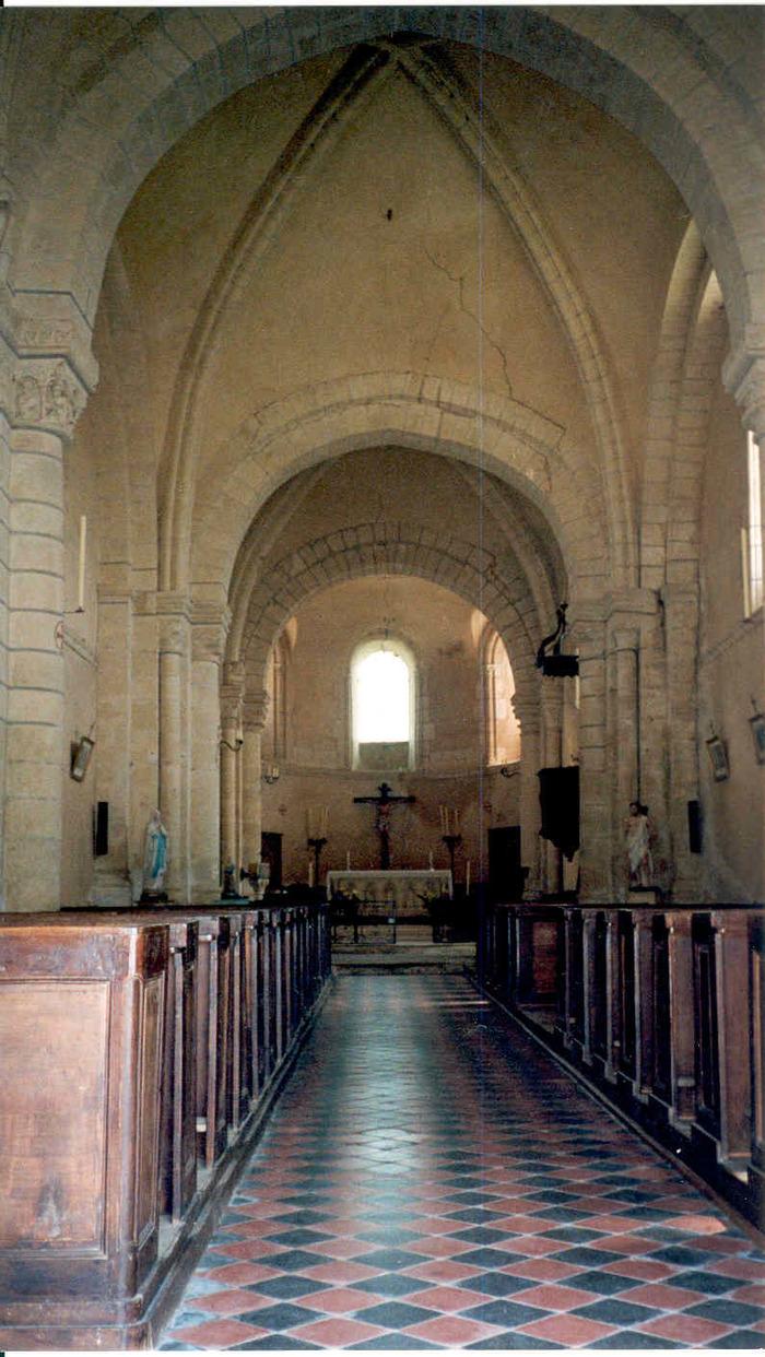 Journées du patrimoine 2018 - Viste libre de l'eglise Saint Jouin