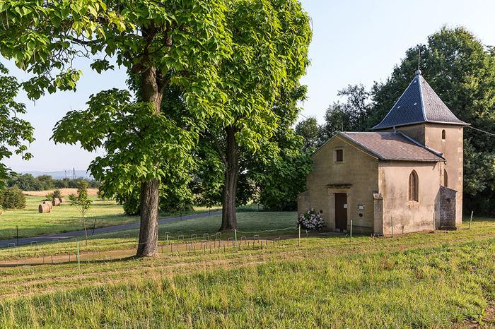 Journées du patrimoine 2018 - Visite libre ou commentée de la chapelle Sainte-Anne de Budange