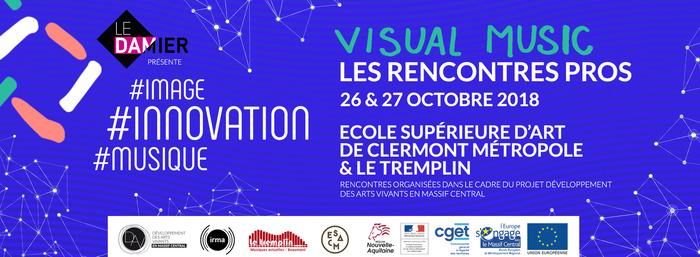 VISUAL MUSIC // Les Rencontres Pros
