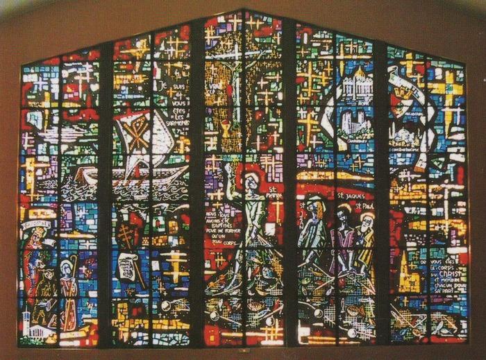 Crédits image : Paroisse Catholique Saint-Gall