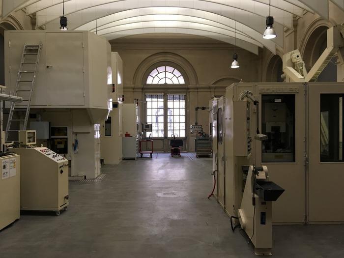 Journées du patrimoine 2018 - Vivez le Grand Monnayage de l'intérieur : Laissez-vous frapper ! Les secrets du 11 Conti se partagent !