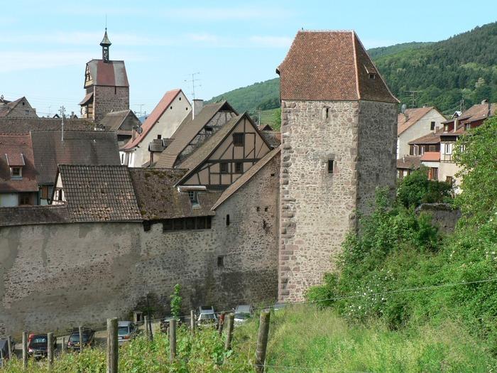 Journées du patrimoine 2018 - Vivez le Moyen Âge à Riquewihr en visitant la Tour des Voleurs