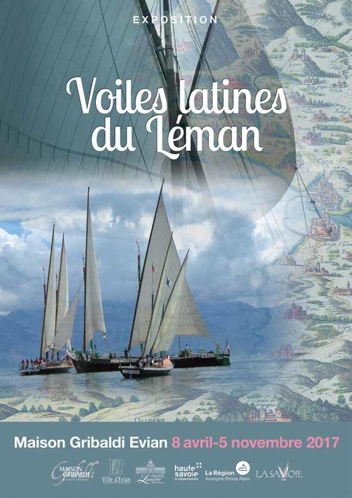 Journées du patrimoine 2017 - Voiles latines du Léman