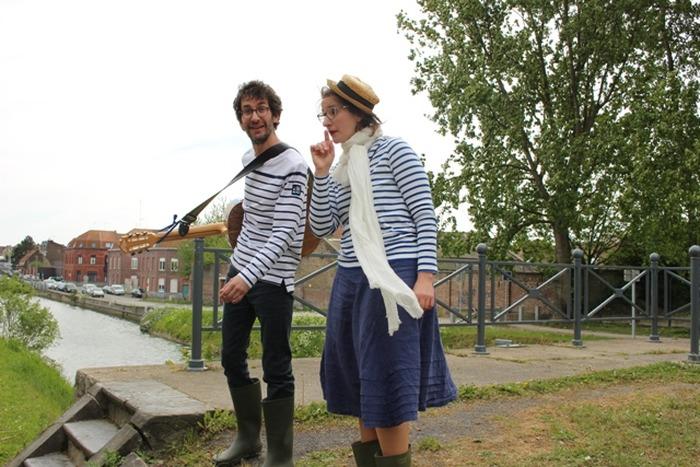 Voix d'eau - Visite contée du canal