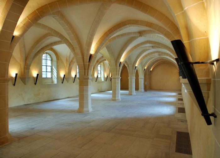 Journées du patrimoine 2018 - Cellier de Clairvaux