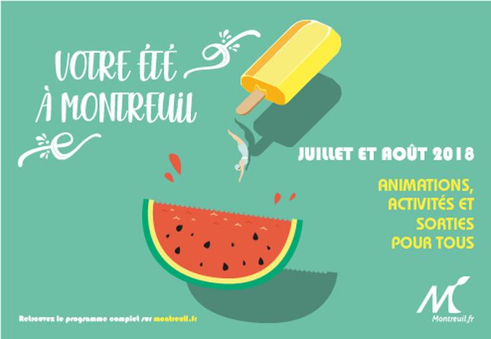Votre été à Montreuil