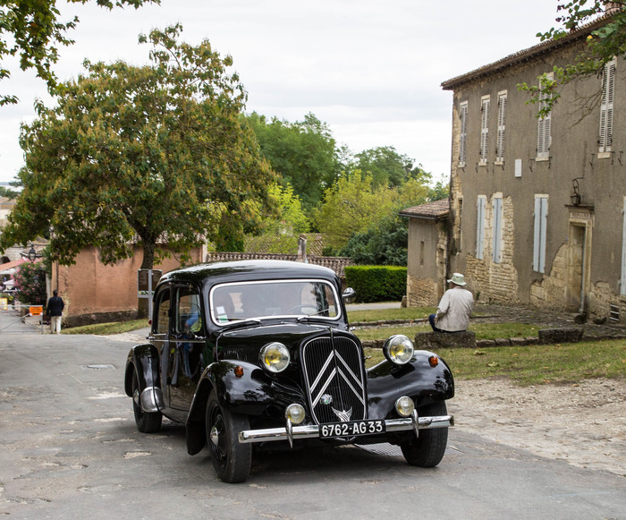 Journées du patrimoine 2018 - Voyage dans les automobiles d'époque