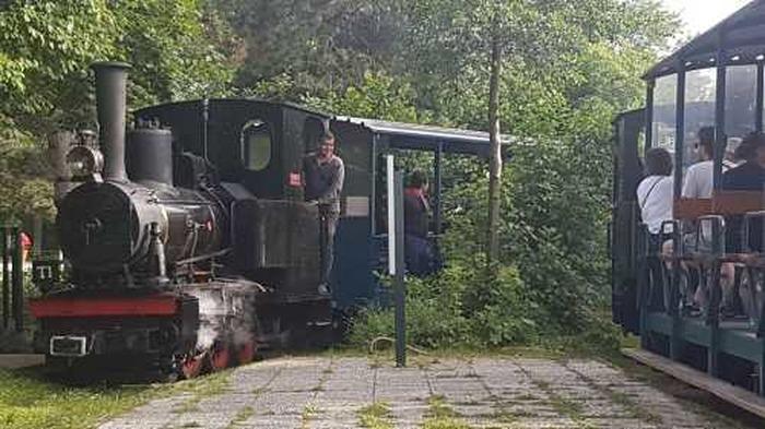 Journées du patrimoine 2018 - Voyage en train «Decauville»