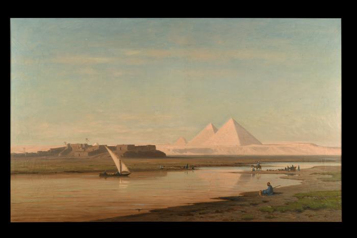 Crédits image : Auguste Veillon (1834-1890),