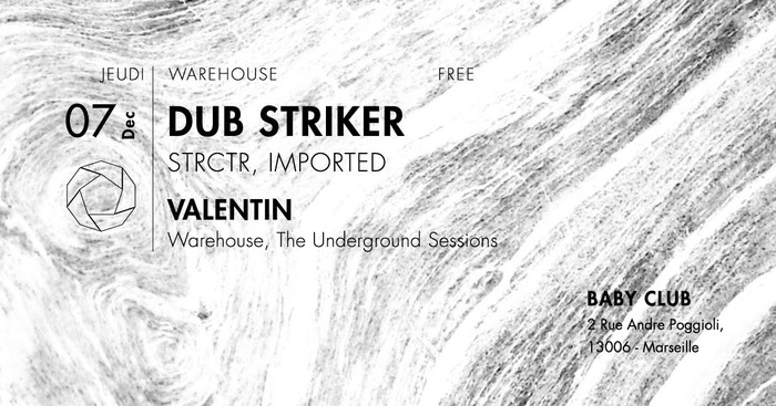 Warehouse: Dub Striker b2b Valentin