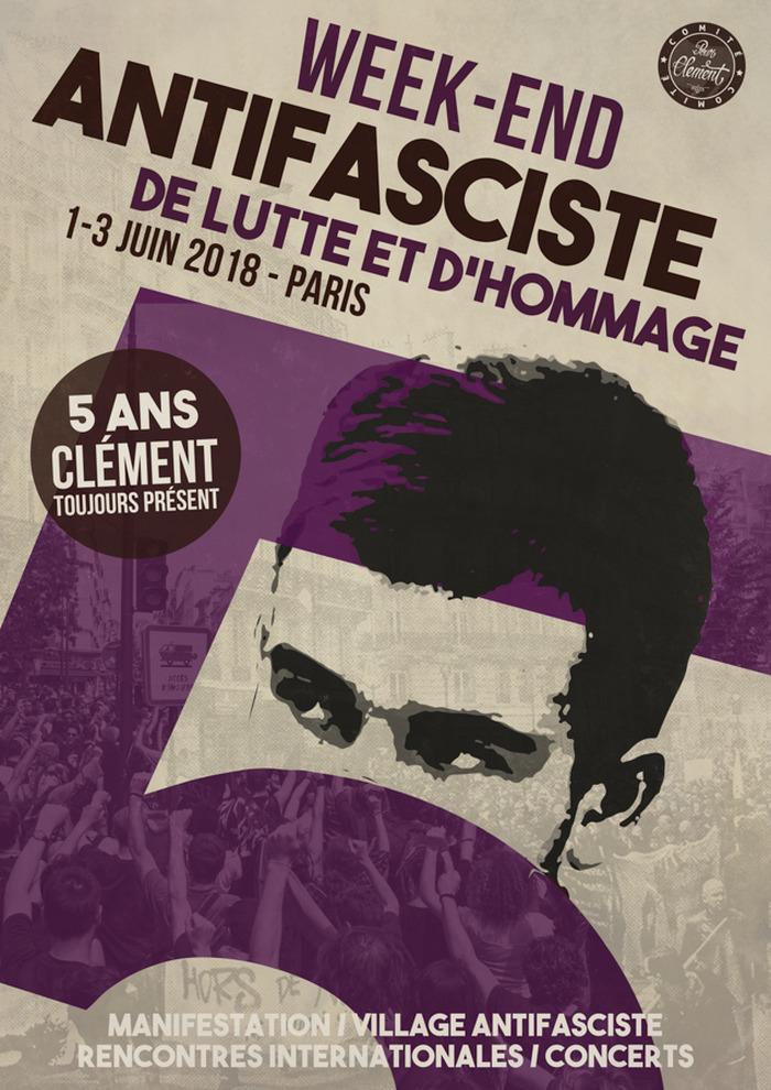 Week end antifasciste de lutte et d'hommage