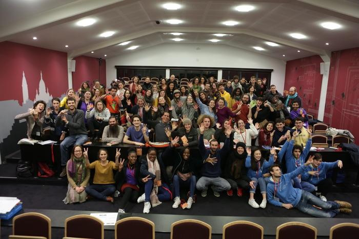 Week-end d'Echanges et de Formation en Education à la Citoyenneté et à la Solidarité (WEF)