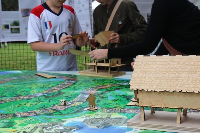 Journées du patrimoine 2018 - Jouez avec le Néolithique et construisez votre maison sur pilotis !