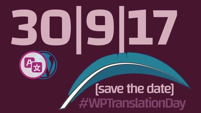 WordPress Translation Day