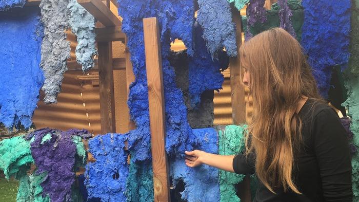 Journées du patrimoine 2018 - Workshop avec l'artiste Amandine Arcelli