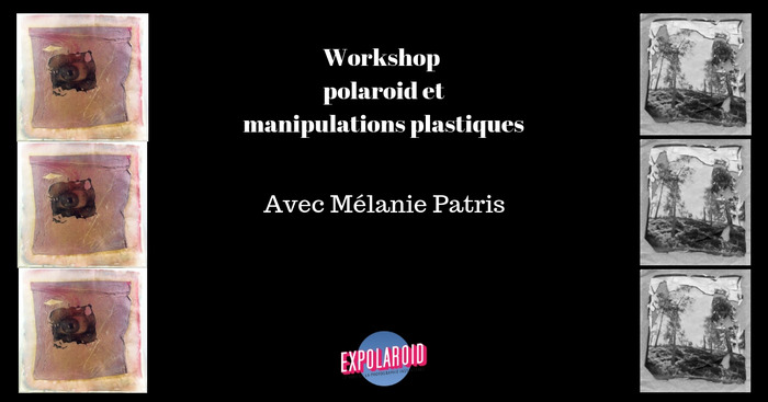 Workshop polaroid et manipulations plastiques