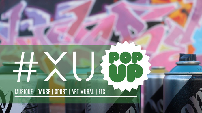 #XU Pop Up