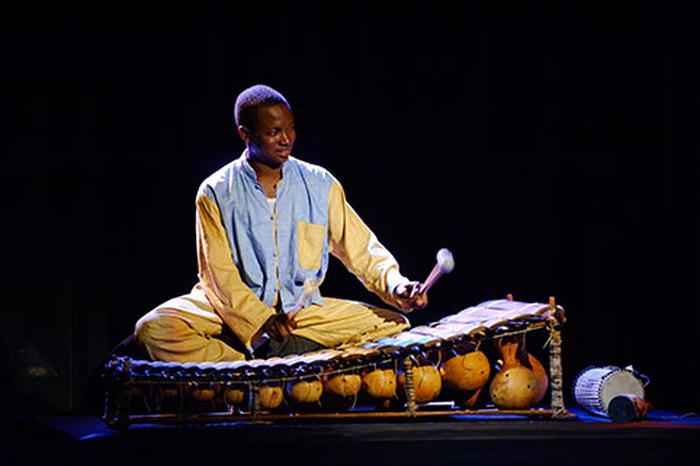 Yé Lassina Coulibaly et l'ensemble Yan Kadi Faso (Burkina Faso)