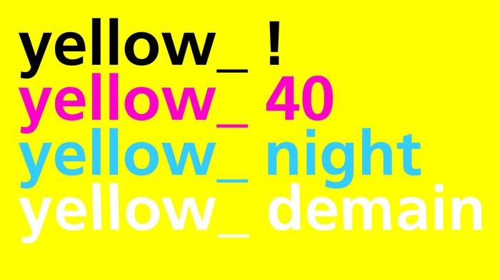 yellow_ night