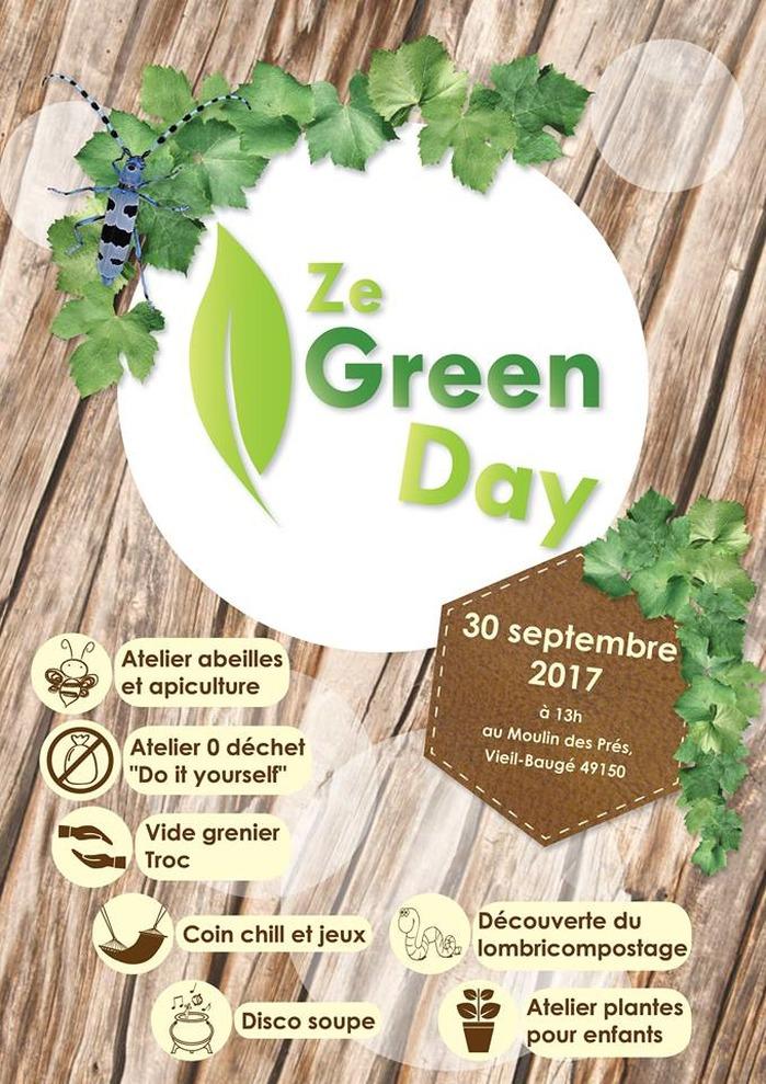 Ze green day - la journée développement durable