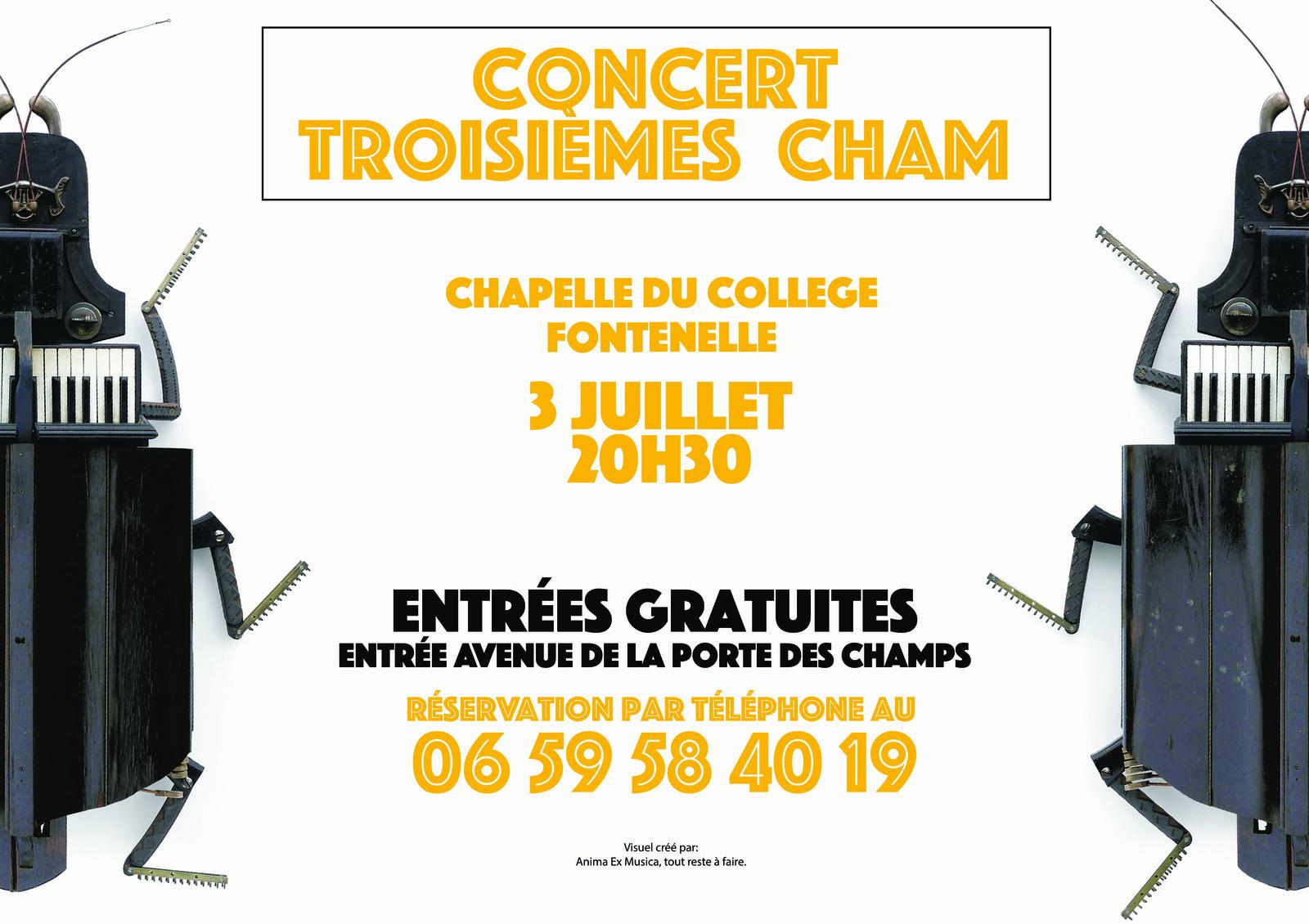 Evfevent Concert 3 Cham Fontenelle 256964