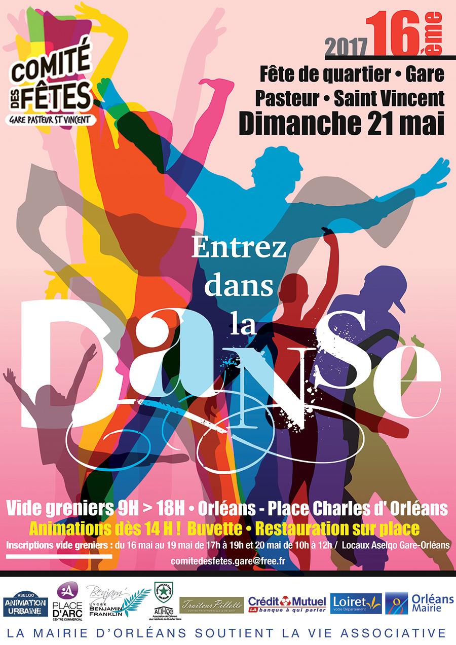 Entrez dans la danse with vide grenier loiret for Brocante dans le loiret