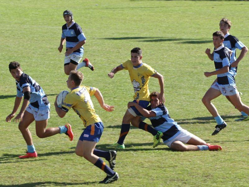 Matchs de Rugby à Cenon