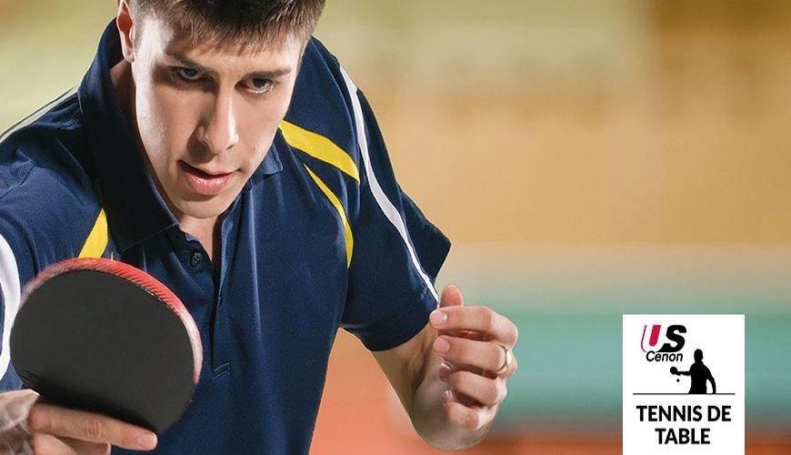 Matchs de Tennis de Table à Cenon