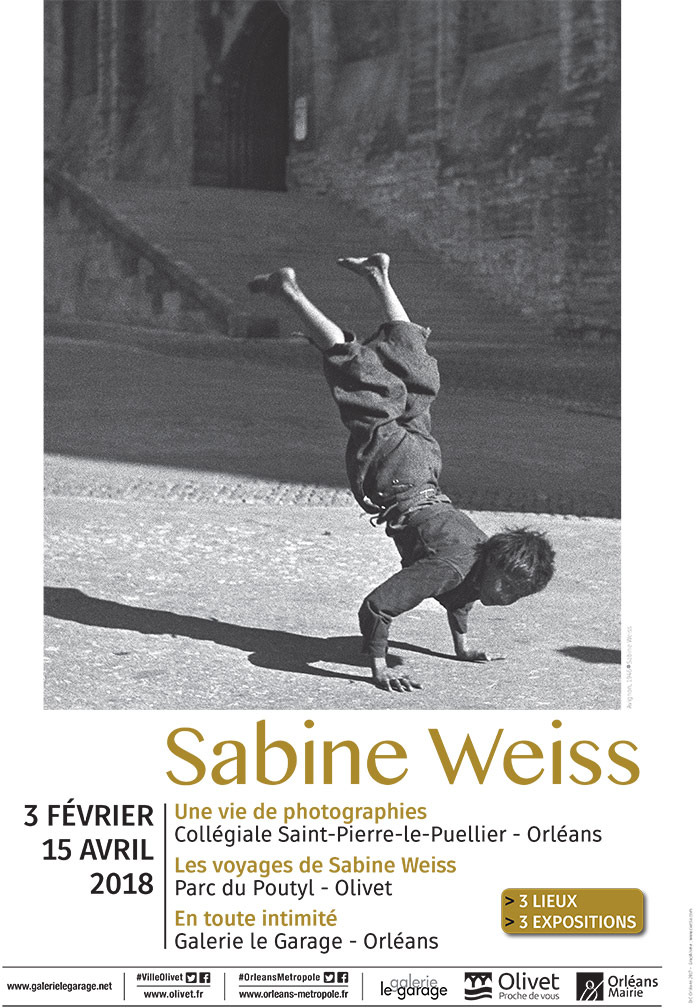 Expo Sabine Weiss, une vie de photographies