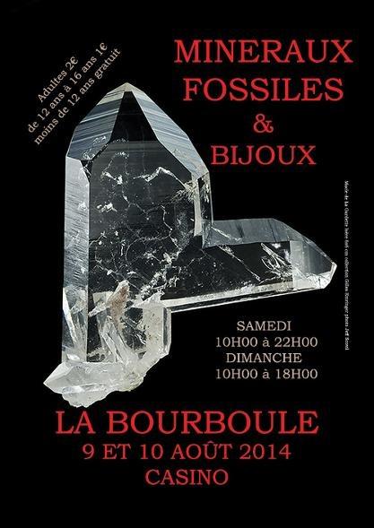 Evfevent Salon Aux Mineraux De La Bourboule 674923