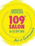 Journées du patrimoine 2016 -109e salon des Artistes Orléanais – Art et Gastronomie