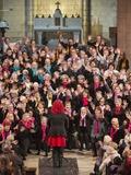 Fête de la musique 2018 - 150 choristes fêtent la musique!
