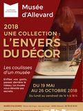 Nuit des musées 2018 -« 2018 Une collection : L'Envers du décor. Les coulisses d'un musée »