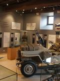 Journées du patrimoine 2016 -2nde Guerre Mondiale: Musée des Parachutistes du Special Air Service à Sennecey-le-Grand
