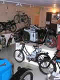 Journées du patrimoine 2016 -À la découverte de la Collection de motocyclettes Monet & Goyon