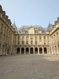 Journées du patrimoine 2016 -À la découverte de la Sorbonne