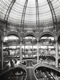 Journées du patrimoine 2016 -À la découverte des Galeries Lafayette