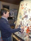 Journées du patrimoine 2016 -A la rencontre d'un artiste à Pierre-de-Bresse