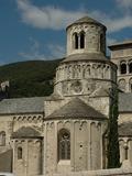 Journées du patrimoine 2016 -Abbatiale Sainte-Marie de Cruas