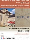 Journées du patrimoine 2016 -Visite libre de l'abbaye de Beaulieu