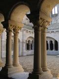 Journées du patrimoine 2016 -Abbaye de Montmajour, Exposition « La règle et l'intuition », carte blanche à Gérard Traquandi
