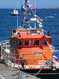 Journées du patrimoine 2016 -Abri du canot de sauvetage SNSM