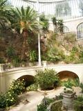 Journées du patrimoine 2016 -Accès libre au jardin d'hiver du Riviera Palace