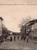 Journées du patrimoine 2016 -Circuit sur l'évolution des commerces et des artisans à Sainte Foy de Peyrolières de 1900 à nos jours